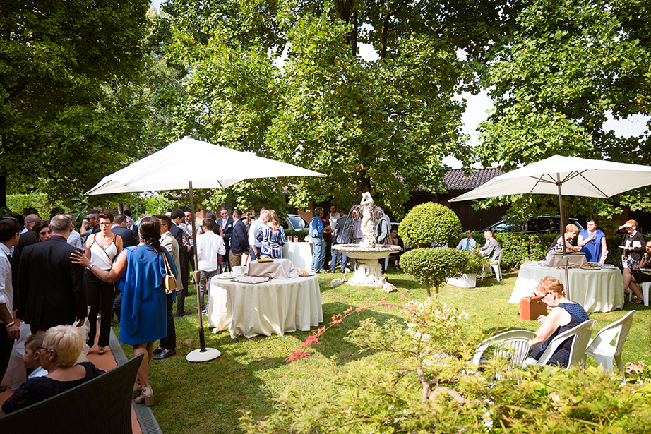 buffet nel parco, ristorante De Firem Rostec