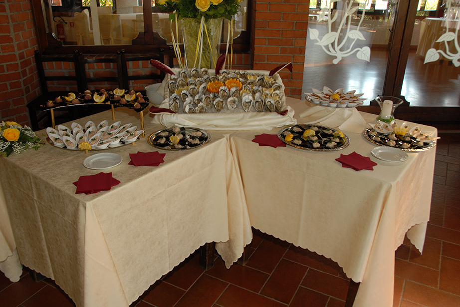 cerimonie al ristorante De Firem Rostec