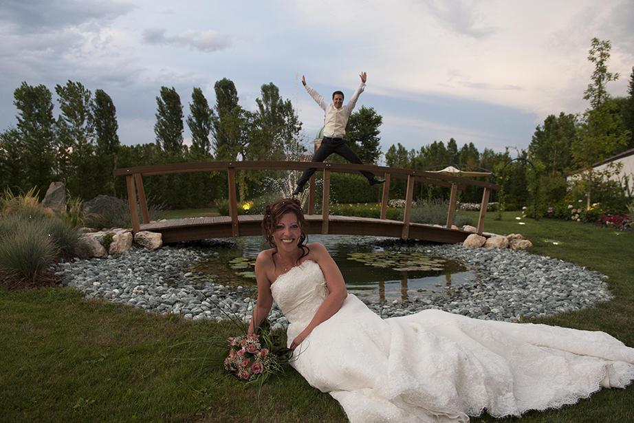 foto degli sposi