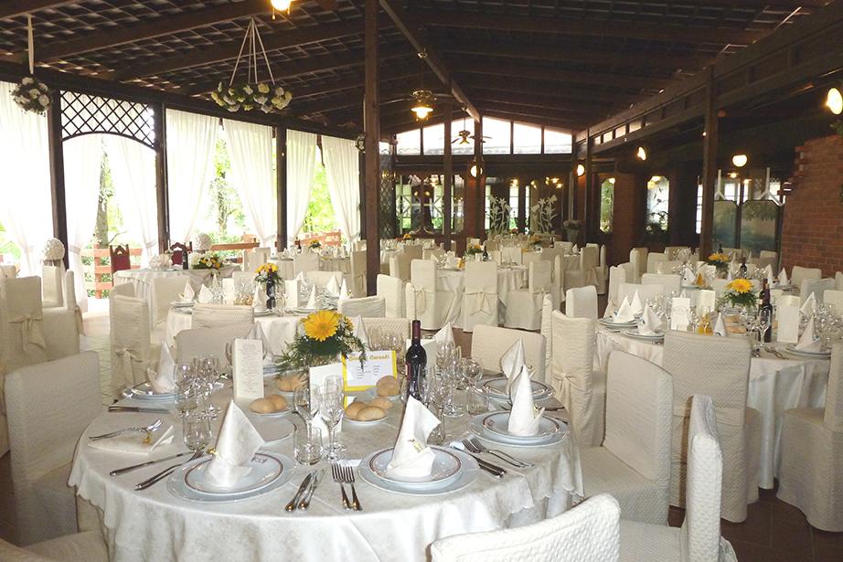 sala ricevimento matrimoni Bergamo